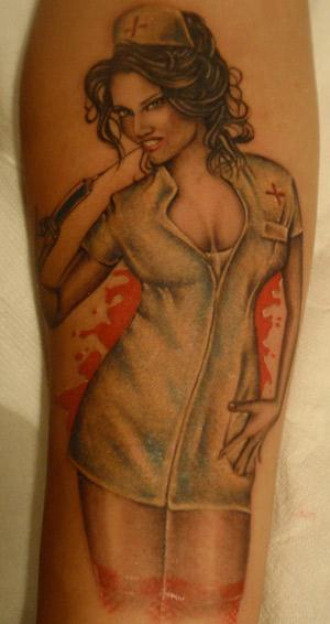 Tatuaggi ac2 tattoo pictures to pin on pinterest tattooskid for Tatuaggi stile pin up