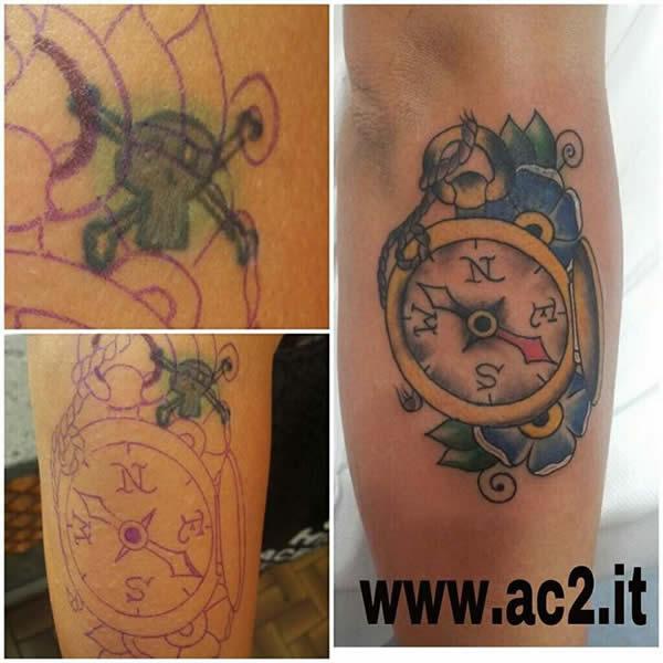 Di bussola tattoos for Bussola tattoo significato