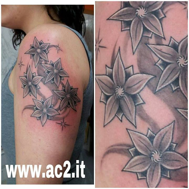 Tattoo Piercing Tatuaggi Aerografie Body Painting By Ac2